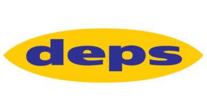 Логотип рыболовной компании Deps