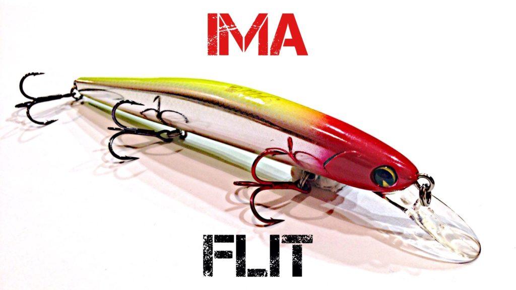 Воблер IMA Flit 120SP