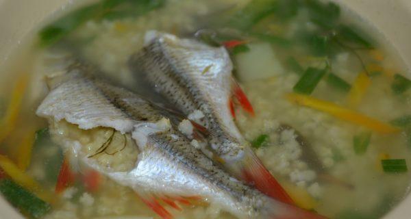 Рецепт ухи из речной рыбы -рецепт