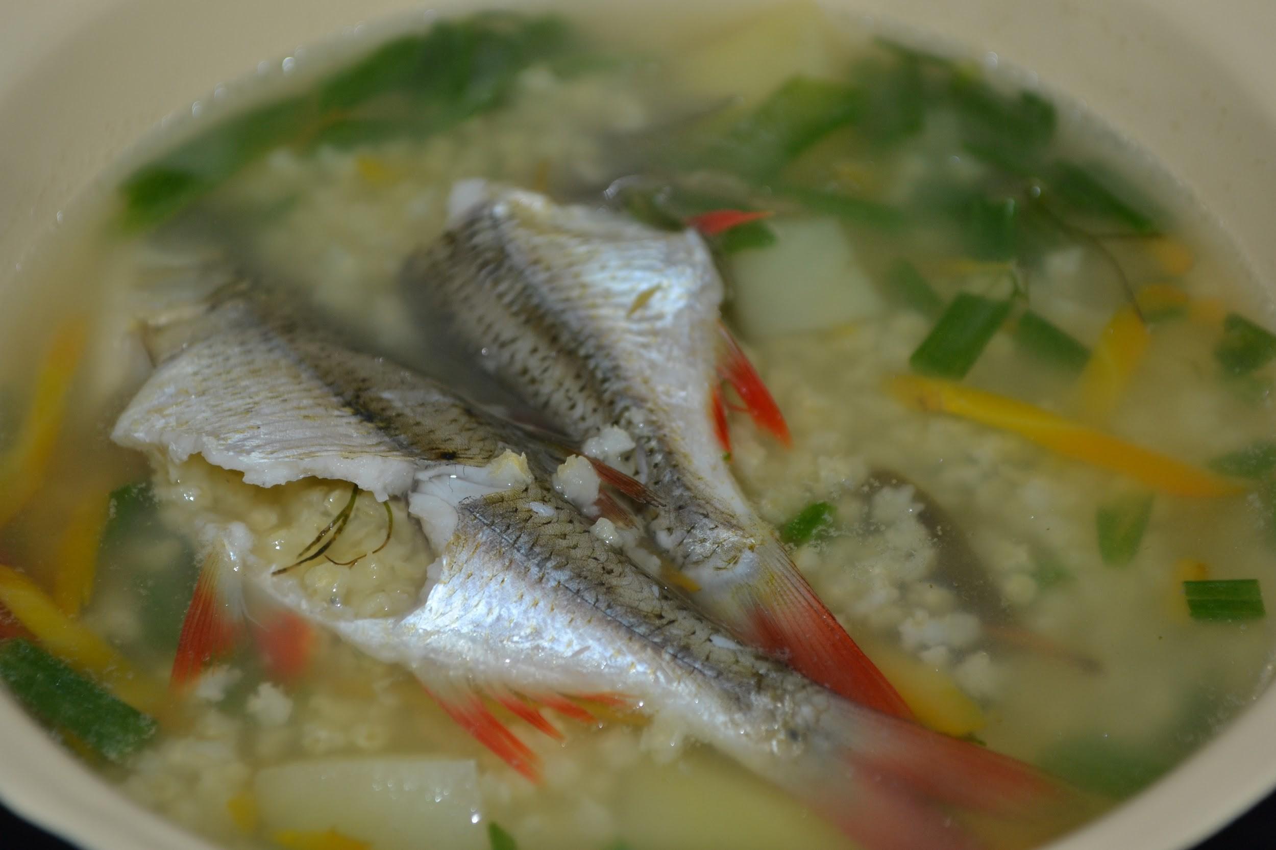 Рецепт ухи из речной в домашних условиях