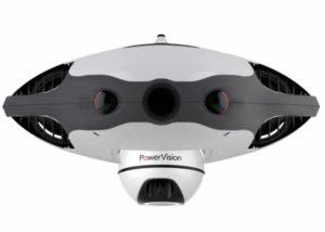 PowerRay: дрон для любителей рыбалки