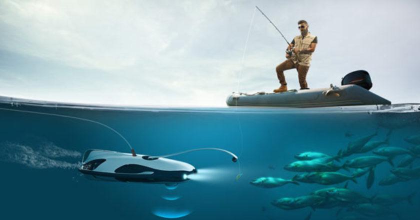 Подводный дрон от PowerRay